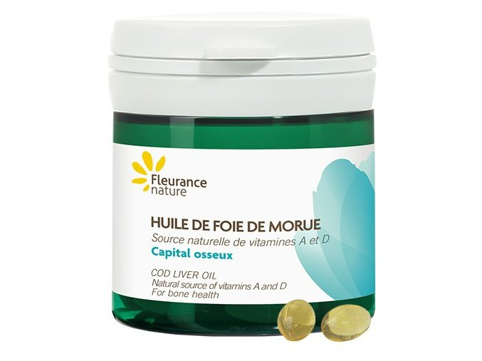Fleurance_Nature Ryby olej z trescej pecene