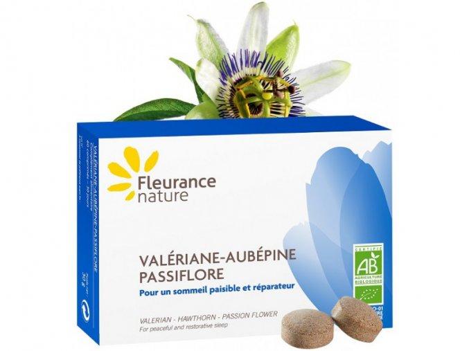 Fleurance_Nature Valeriana lekarska Hloh Mucenka