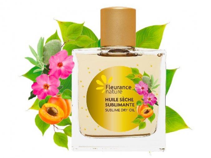 Suchy olej Fleurance_Nature